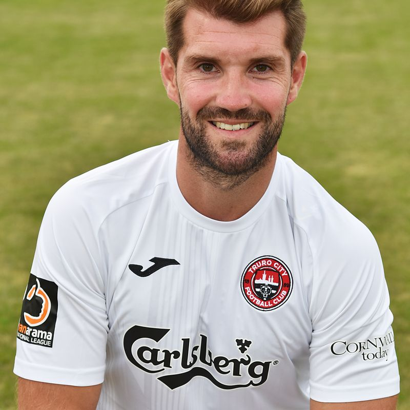 BEN HARDING: Positive message to the supporters