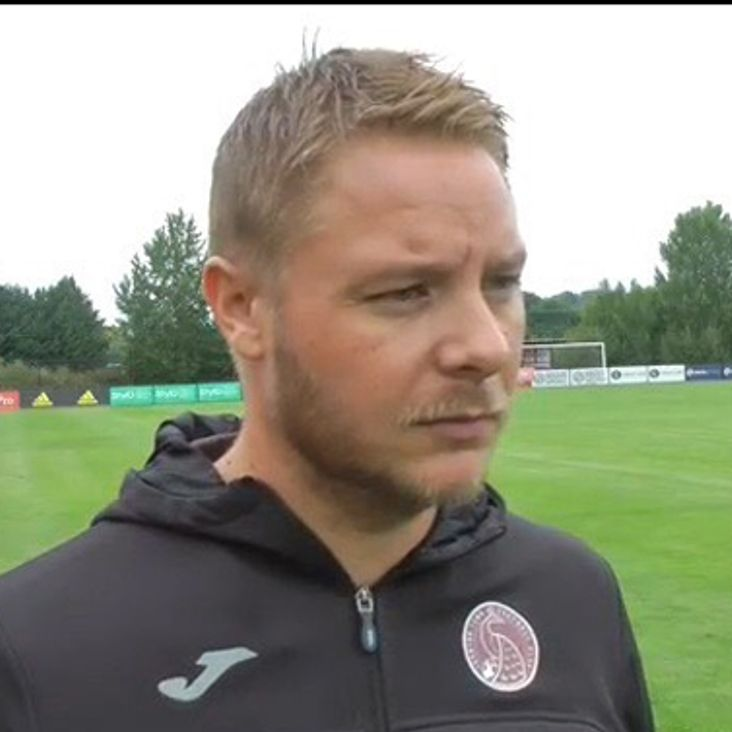 REACTION: Boss happy with performance<