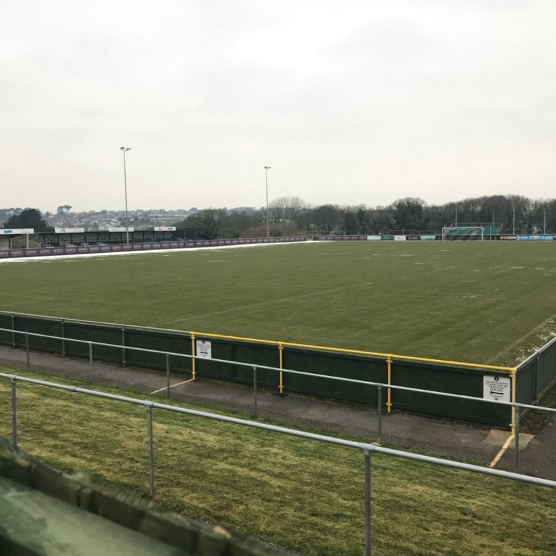 GROUND UPDATE
