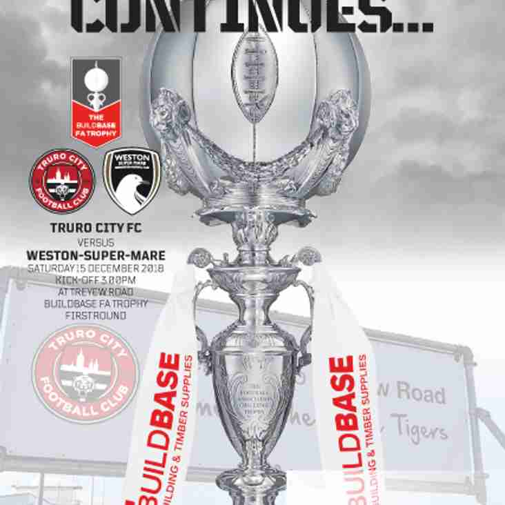 PREVIEW: Buildbase FA Trophy action at Treyew Road on Saturday