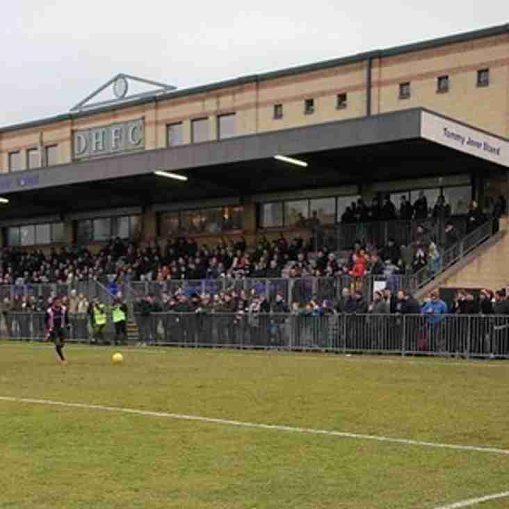 PREVIEW: White Tigers looking for right response at Dulwich Hamlet