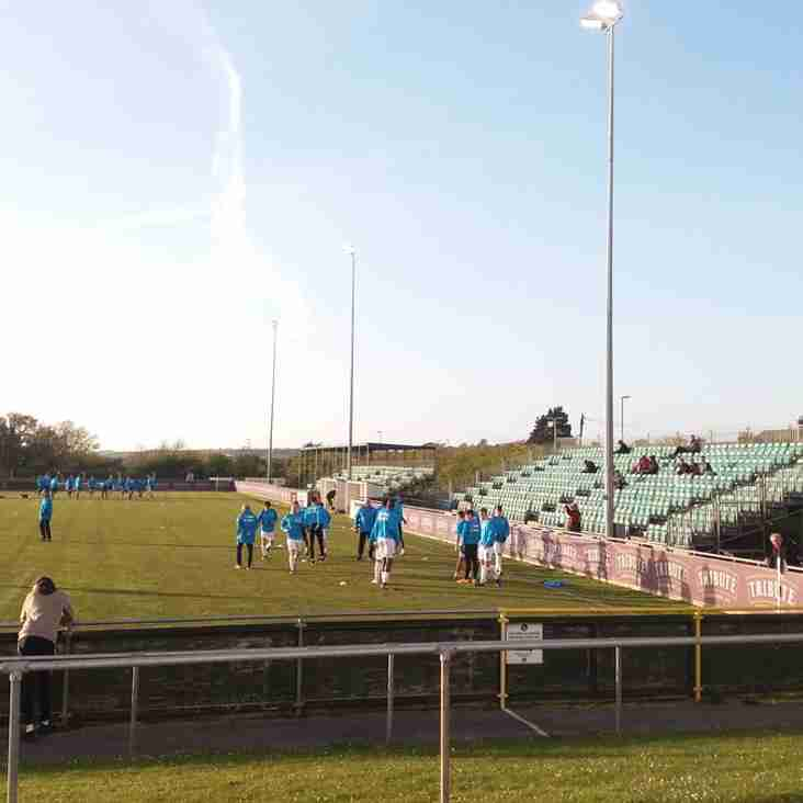 REPORT: White Tigers fall at home to Concord Rangers