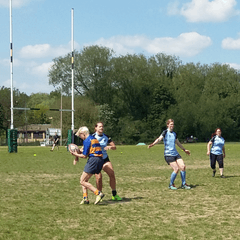 FRFC Ladies Touch Tournament at Winchester RFC 20.05.18