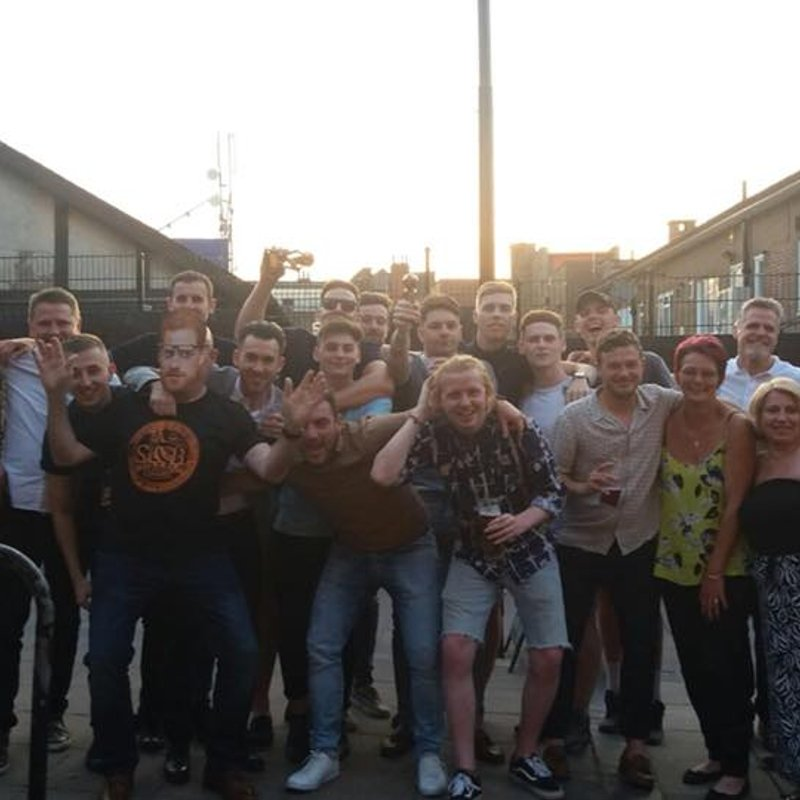 Linby Colliery Welfare end of season presentation evening 2017-2018