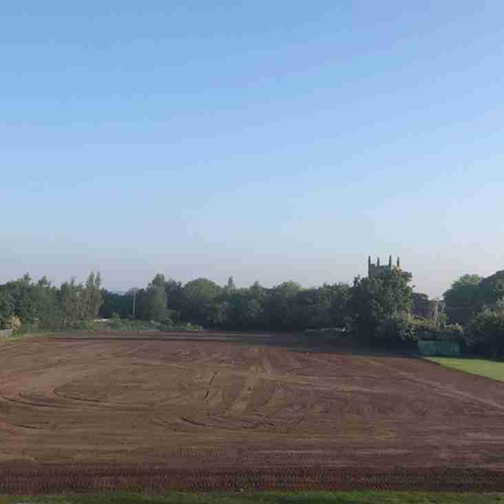 Ground developments continue at Church Lane