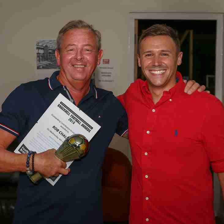 Football in Bracknell Awards