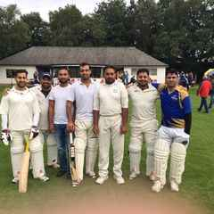 A Fine Day for All at the Weirs Sixes