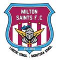 MILTON SAINTS F.C 4 - 4 The Chequers FC