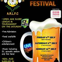 Greetland ALL Rounders Annual Beer Festival and Open Age 9's