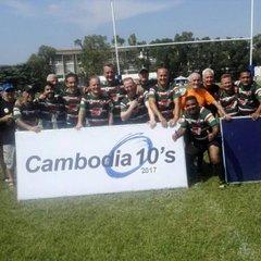 Cambodia 10's Vets Tournament