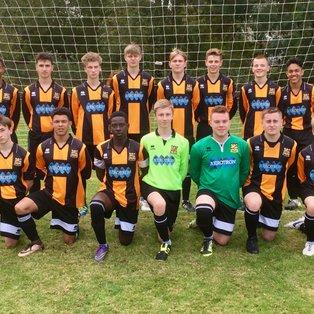 U16's through to County Cup Quarter Finals