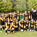 U12s are champions of Mid Sussex Division 2