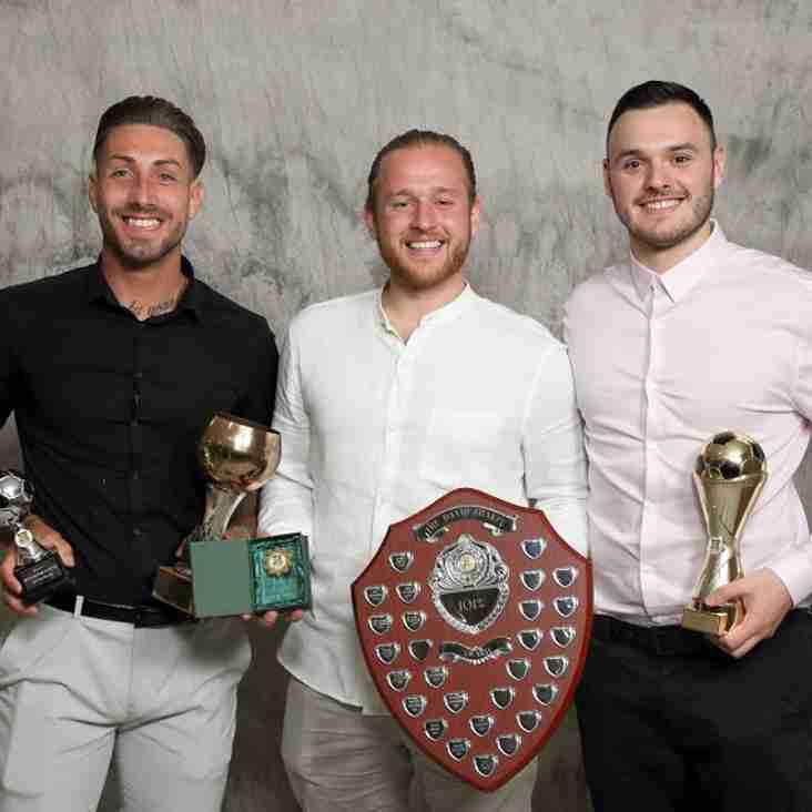 End of Season Awards Night Winners 2016/17