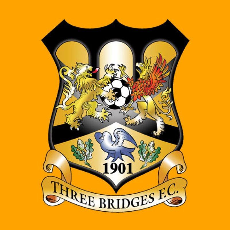 Greenwich Borough vs. Three Bridges Football Club