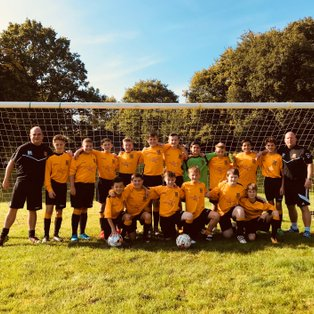 U13 Youth beat Lindfield FC Juniors 6-2