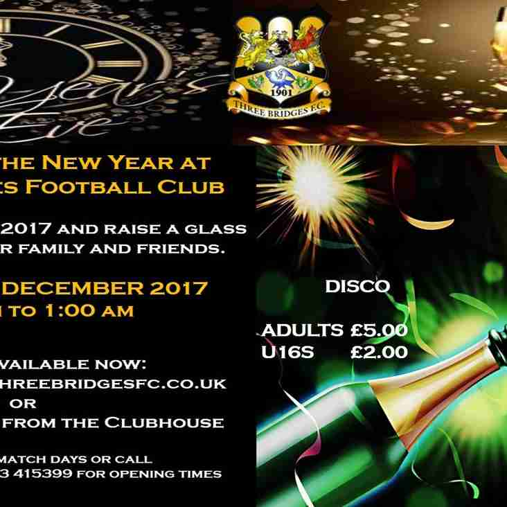 New Year's Eve Party - Tickets available online now