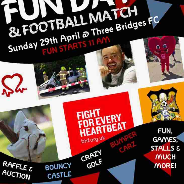 The Bushell Cup Charity Fun Day and Football Match