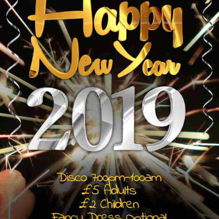 NYE party tickets now on sale