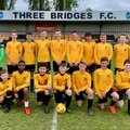U14 Youth beat Leatherhead Juniors U14 2 - 1