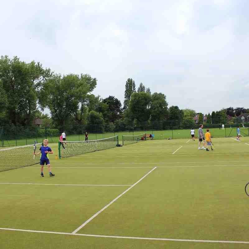 Parent and Child Tournament June 2016