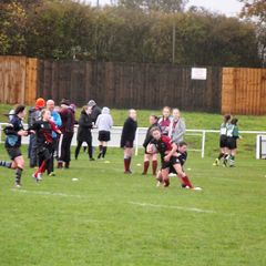 U15's Festival at a Very Wet Horden