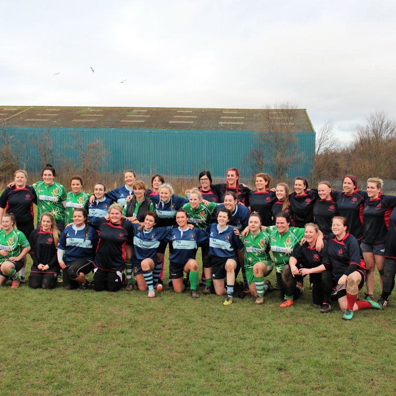 Ladies Team Continues to Grow