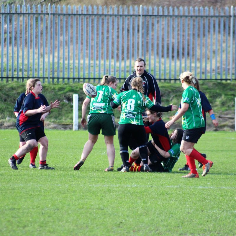 Rovers Ladies first home fesival