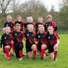 Rovers Girls v Ryton