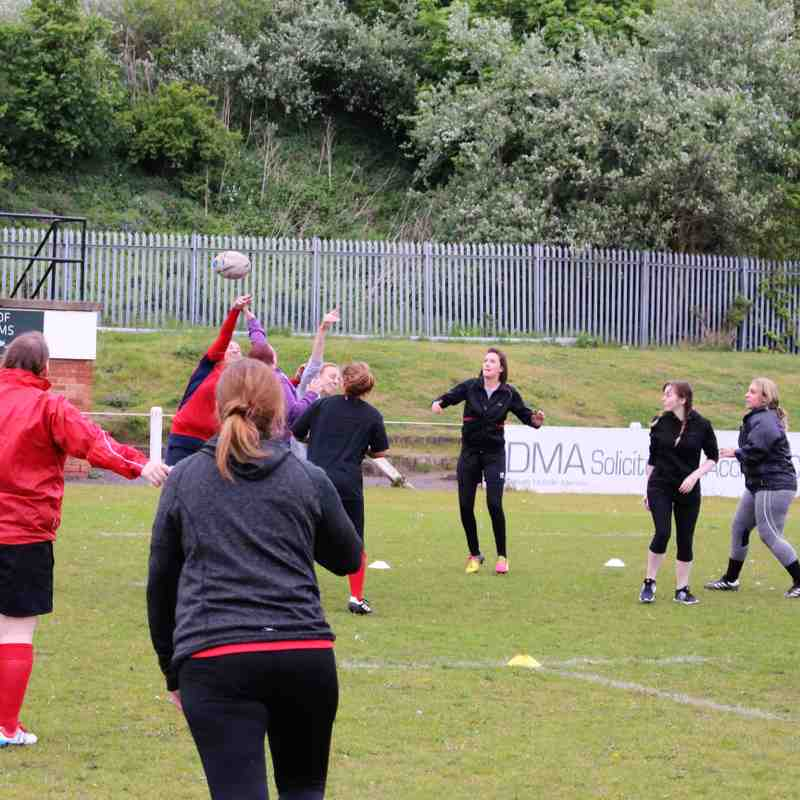 Hartlepool Rovers Hold Second Inner Warrior Session