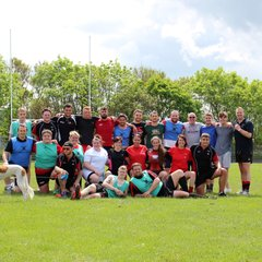 Rovers Men & Ladies in Fun Touch Festival