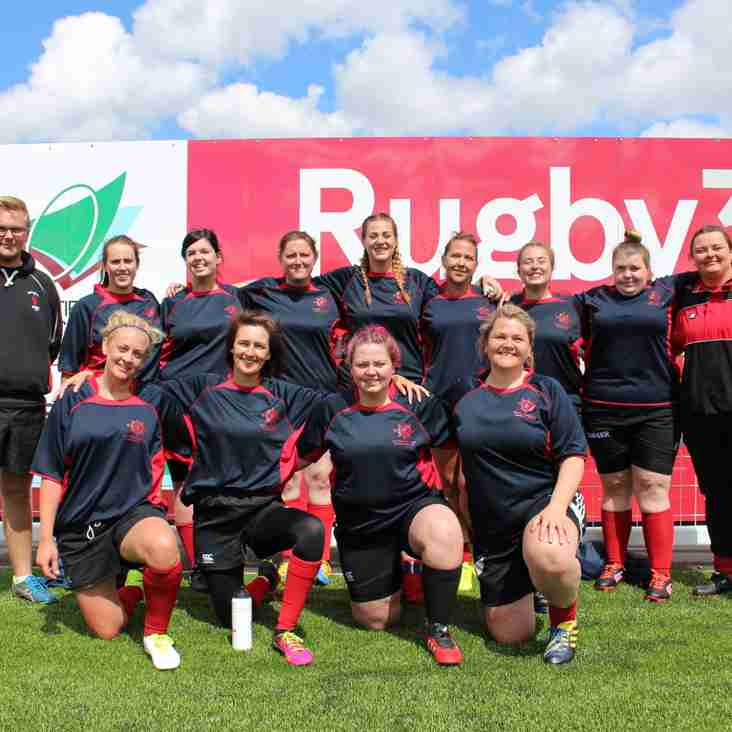 Rovers Women's and Girls go from strength to strength