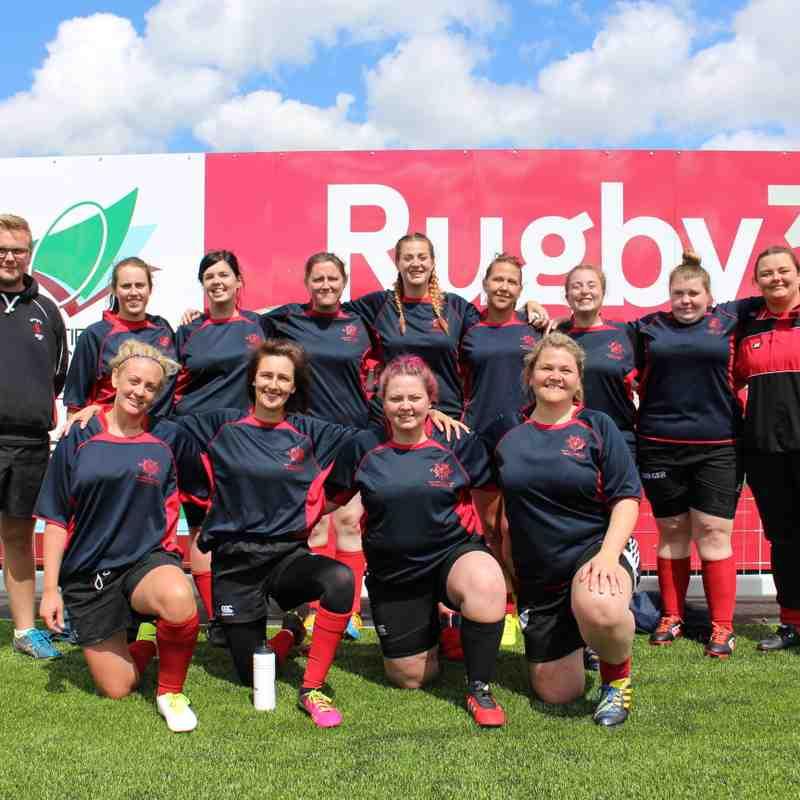 Rovers Ladies 7's Festival @Billingham