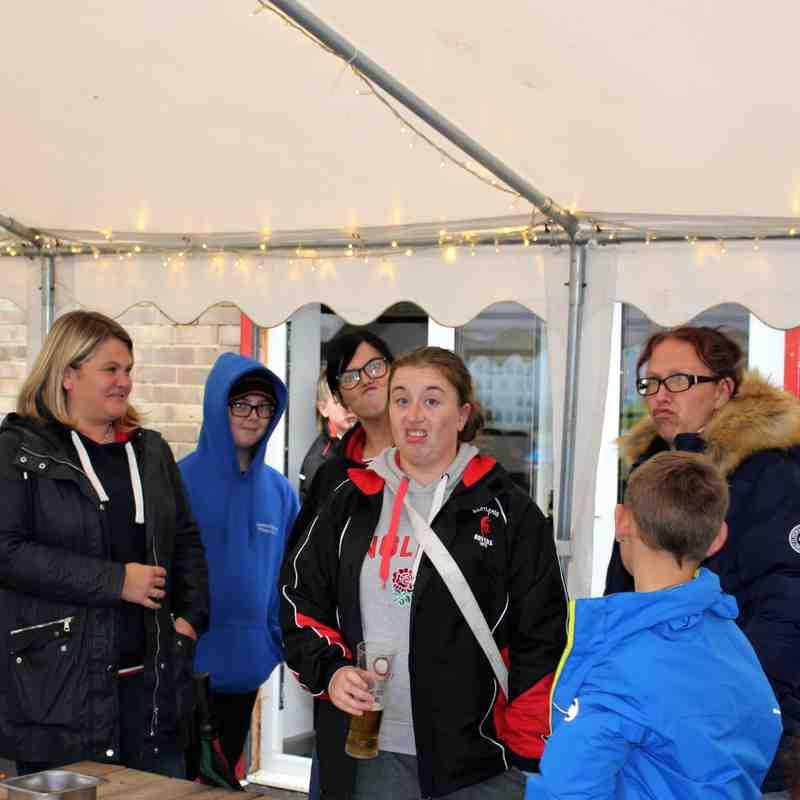 Horden v Hartlepool Rovers Girls