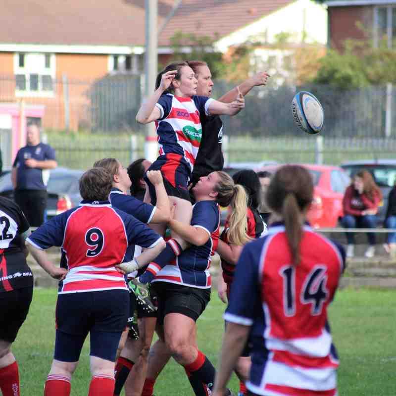 Hartlepool Rovers Ladies v Morpeth