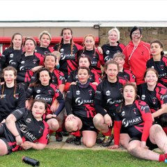Rovers Ladies Claim Their First Victory 31-24