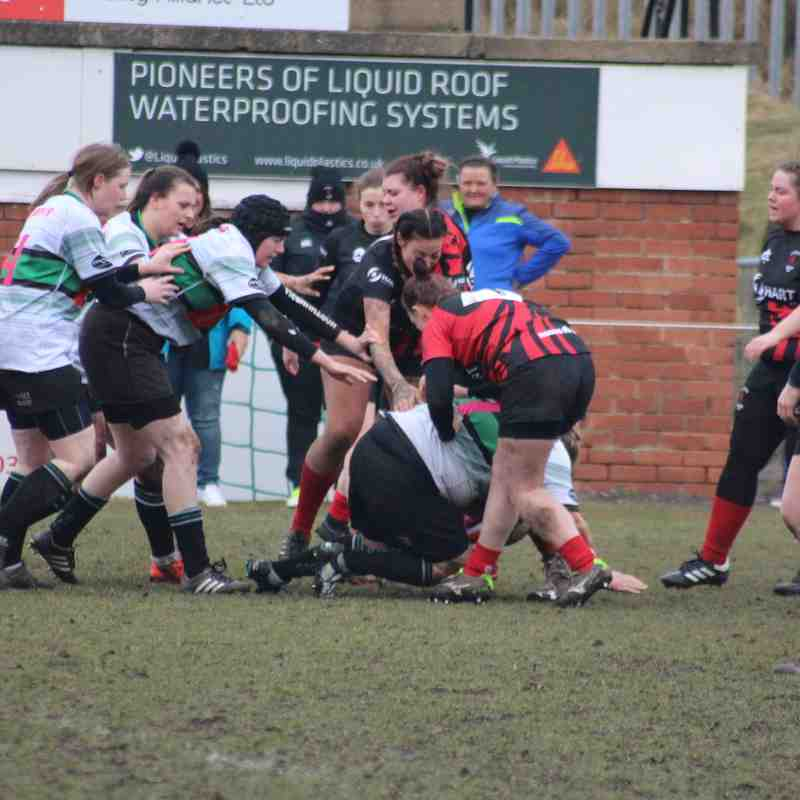 Rovers Ladies get second win