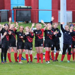 Rovers Girls turn on the charm at Horden Festival