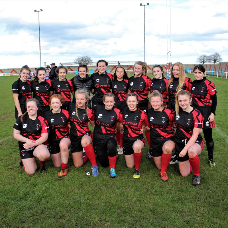 Girls Rugby - Pre season Launch