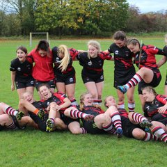 U18's  Girls Triumph in Bishop Auckland Festival