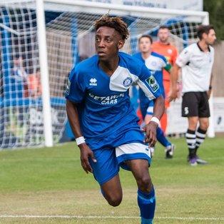 Machaya hat-trick as Bury beat Witham