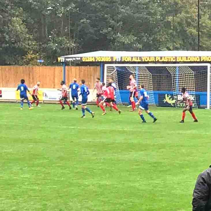 Enfield Under 23's Match Postponed
