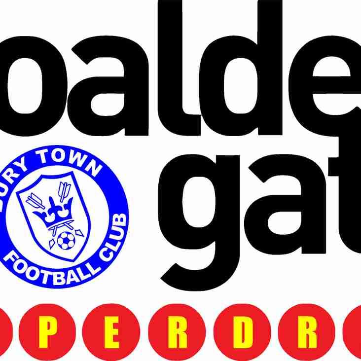 Goalden Gate Superdraw Winners Week 20