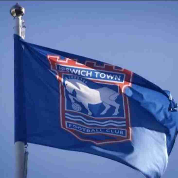 Bury Town beaten by Ipswich Academy XI