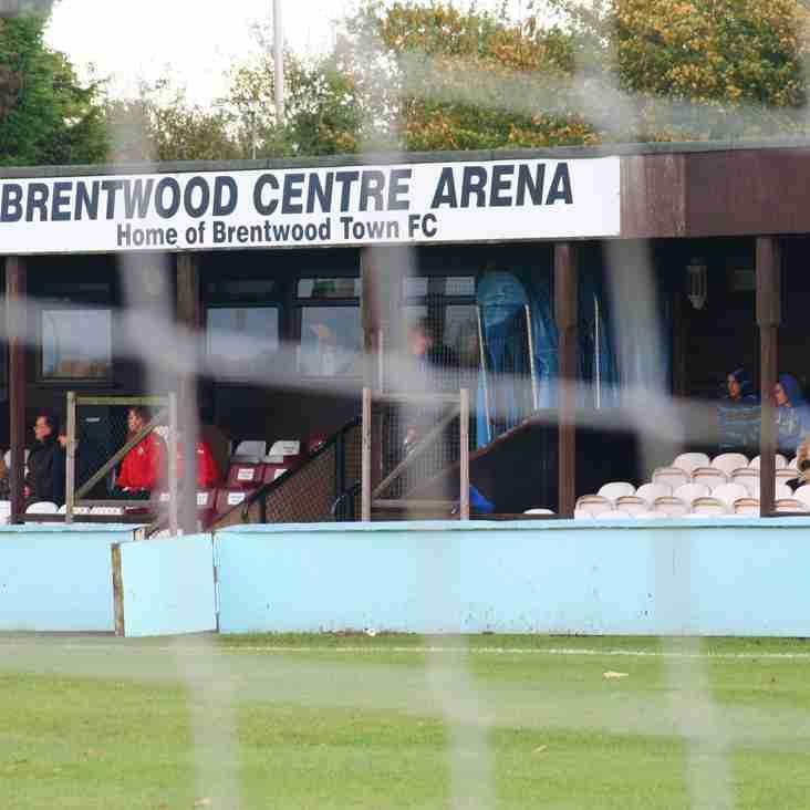 Brentwood Development match postponed