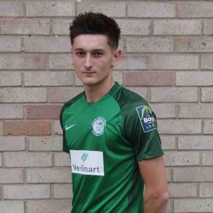 Joe Carden joins Bury Town