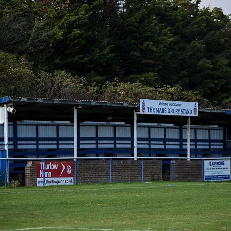 FC Clacton Match Postponed