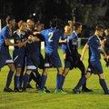 Nine goal thriller for Under 18's