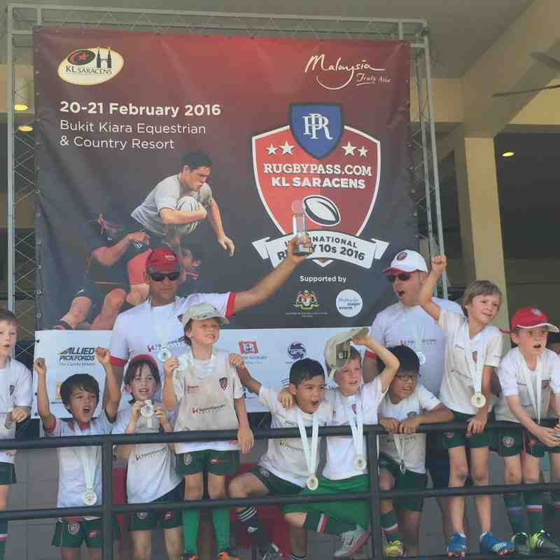 KL Saracens Tournament 2016