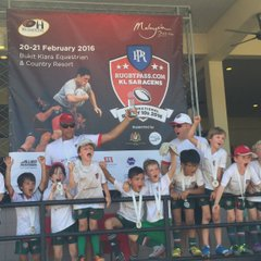 KL Saracens Tournament 2016