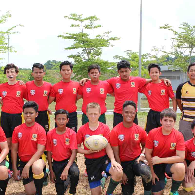 U14 Barbarians (KLT & Cobra) KL Tigers Tournament 2017